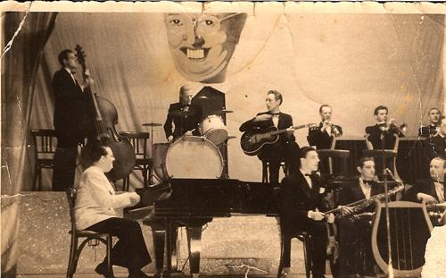 Ernst van 't Hof Big Band