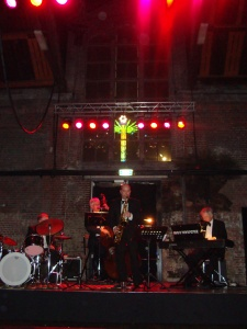 Jazz Trio JazzTraffic in Westerliefde