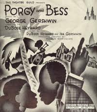 Broadway Musicals (2): Porgy and Bess (1/2)