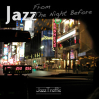Jazz Trio JazzTraffic Promo CD