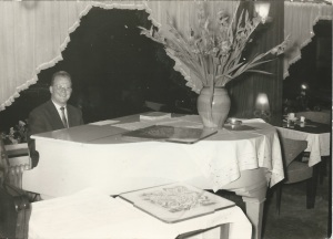 Bob van Eekhout Sr.