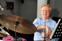 Bob van Eekhout drummer Jazz Trio JazzTraffic