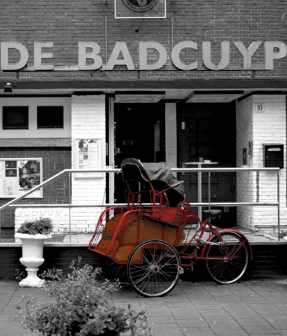 De Badcuyp Amsterdam