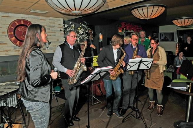 Jazz Jam Meerzicht Badhoevedorp