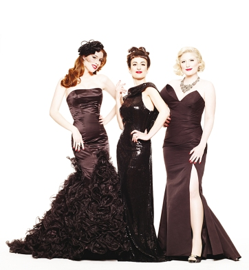 hollywood puppini sisters
