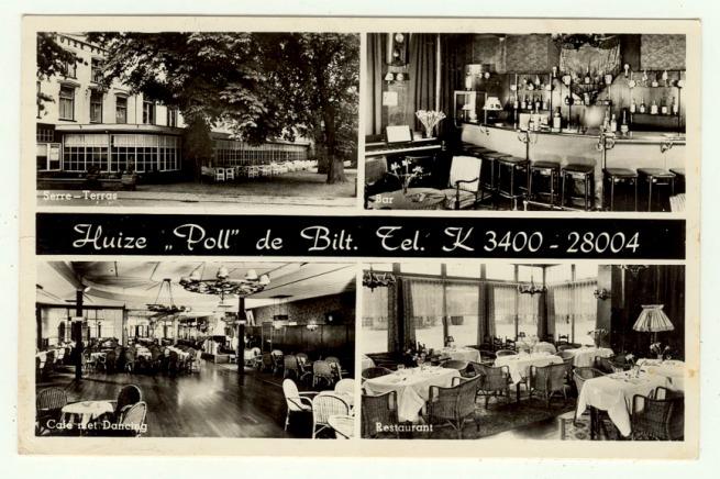 Huize Poll - De Bilt 1955