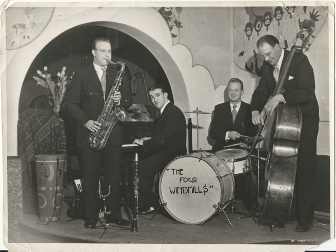 Harry Mooten en Bob van Eekhout
