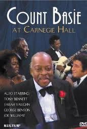 Basie Carnegie Hall 1981