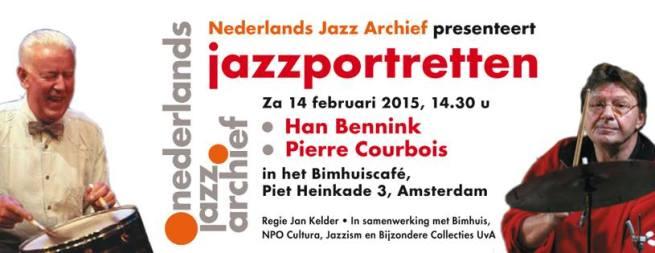Jazzportreten Nederlands Jazz Archief