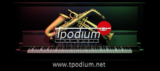 TPodium Amstelveen Logo