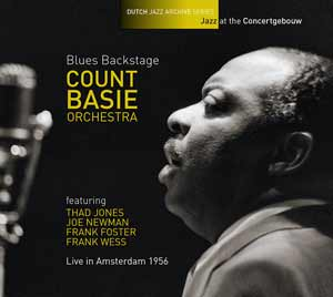 Count Basie Blues Backstage