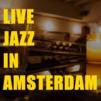 Live Jazz In Amsterdam