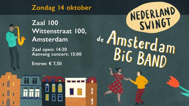 De Amsterdam Big Band
