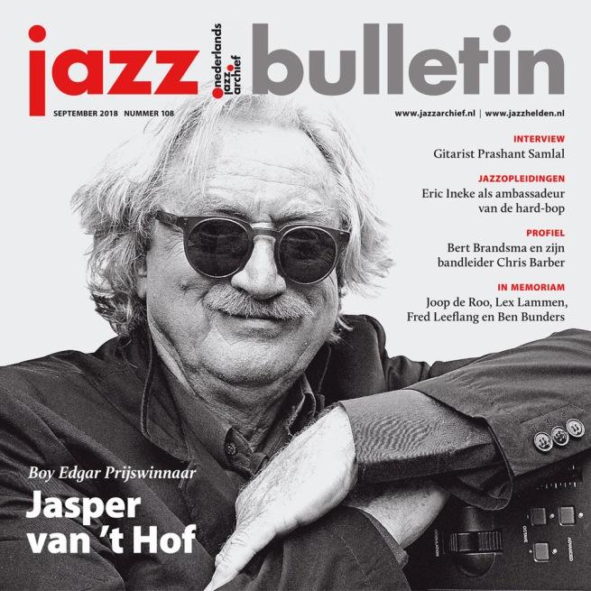 Jazz Bulletin September 2018